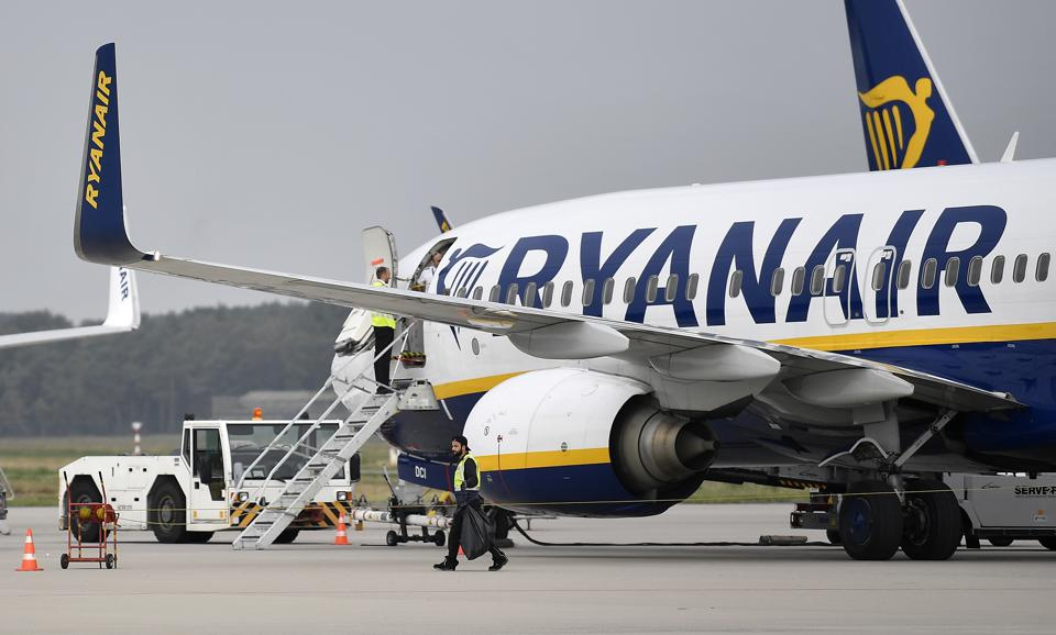 As British Airways Pilot Strike Looms, Ryanair Warns Up To