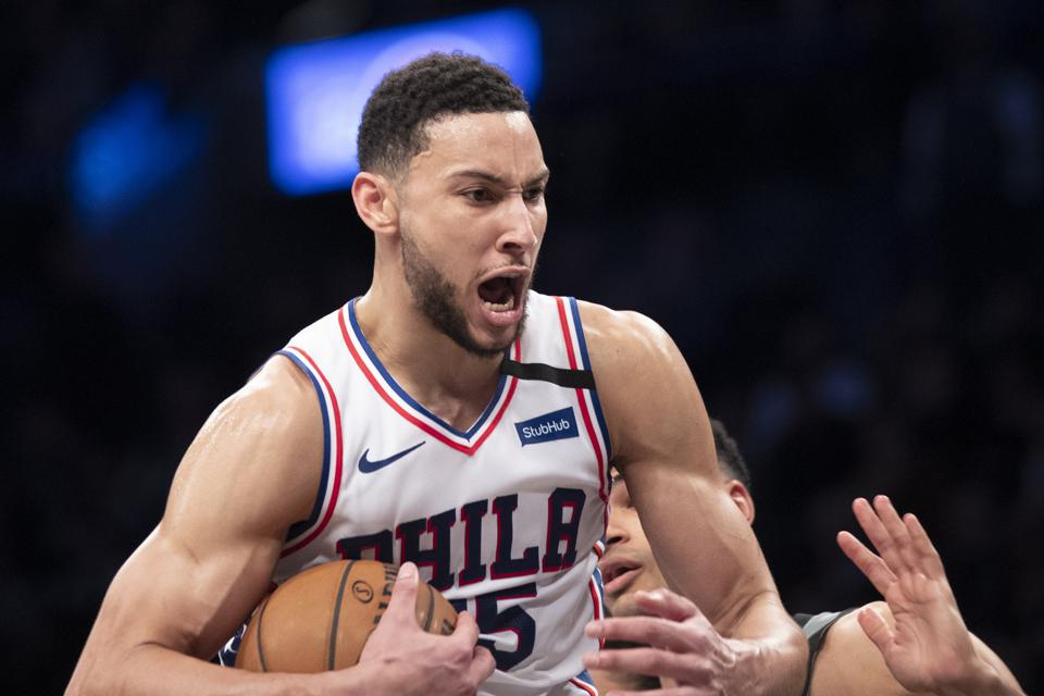 Everything Was Spectacular About Ben Simmons' Triple-Double For The Philadelphia 76ers