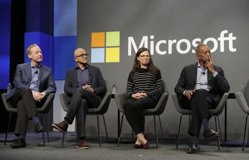Microsoft Shareholders