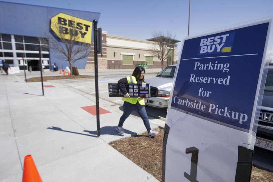 Virus Outbreak Retail Sales