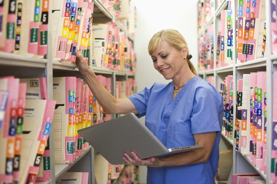 Clases de Registros Médicos Técnico - Técnico de Registros Médicos