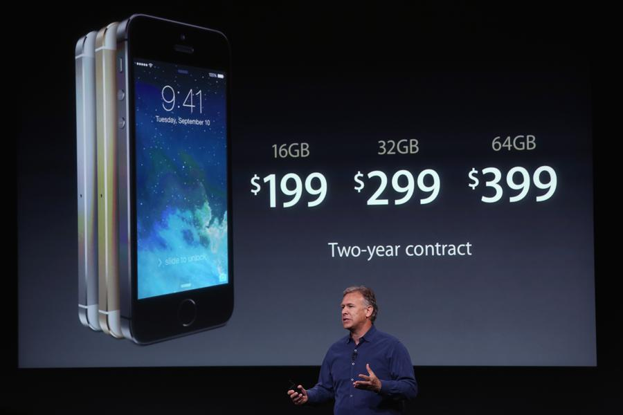 Apple Introduces Two New iPhone Models At Product Launch ...