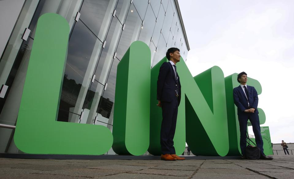 Line App's Run In With Royalty & Regulators Balances Out Massive NBC News Deal