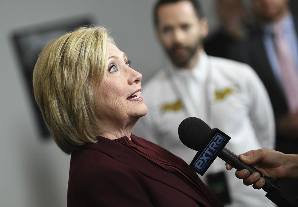NY Premiere of Hulu's ″Hillary″