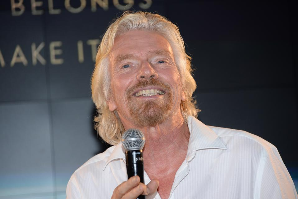 Richard Branson On Storytelling That Sparks Ideas And Build Brands