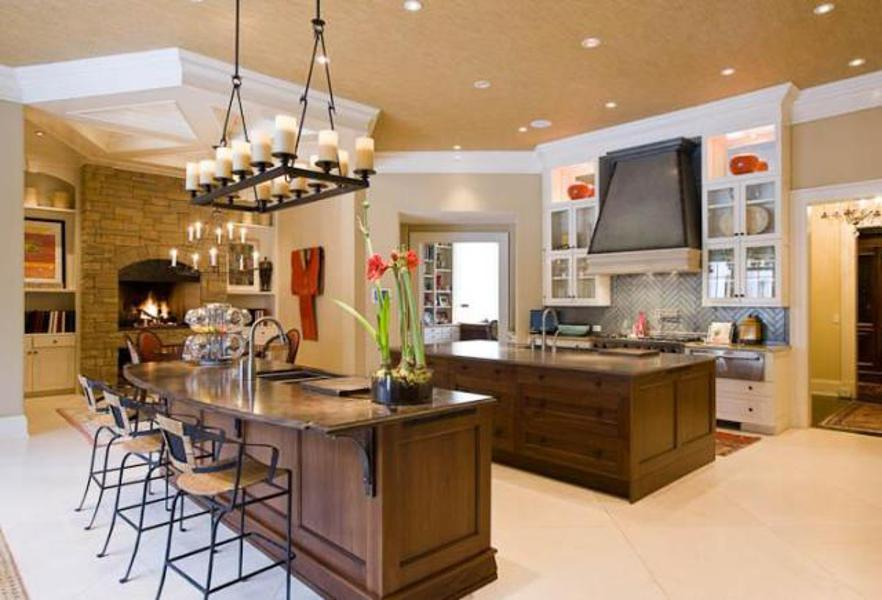 Creating A Kitchen Island: Creating A Kitchen For Entertaining