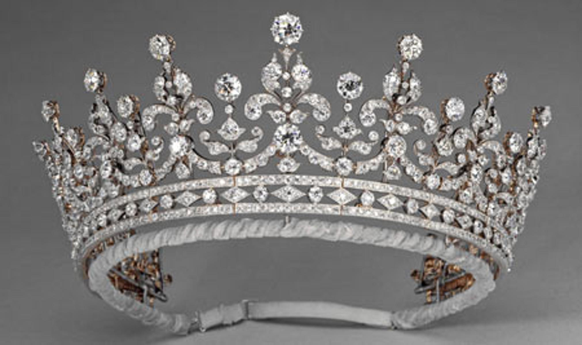 Diamond princess crown images