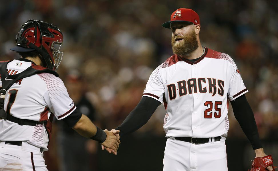 Archie Bradley Steps Into The Closer's Role in Arizona