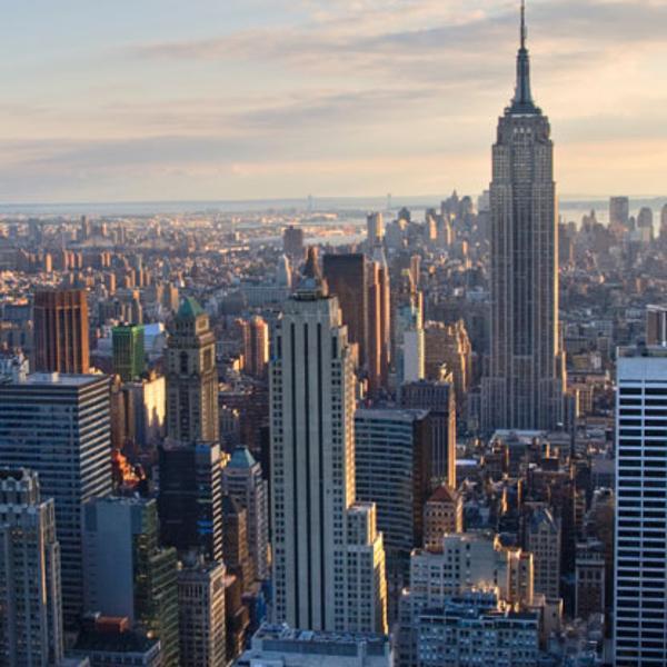 No. 1 New York, New York