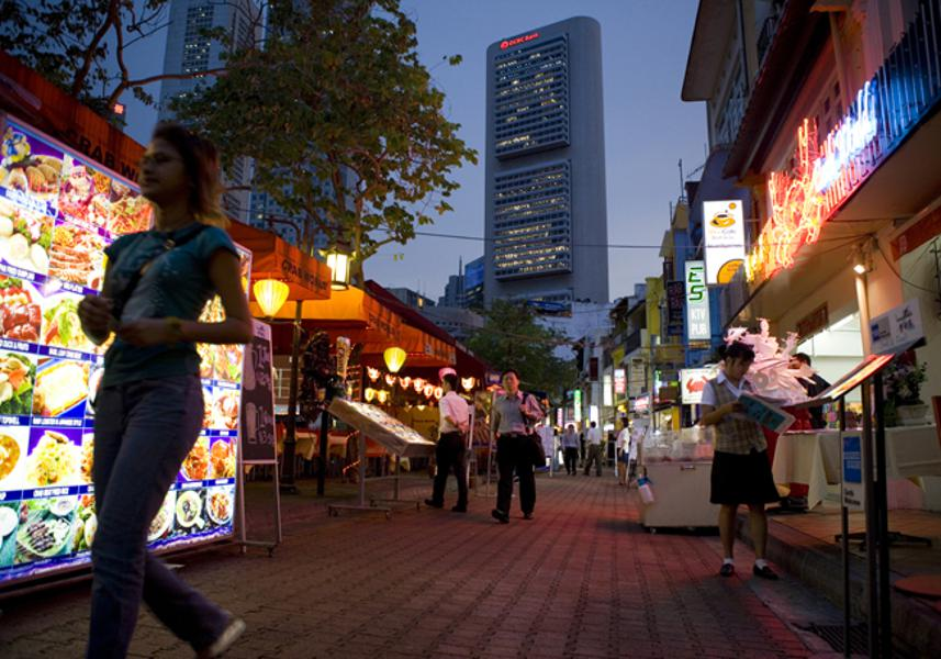 16 Singapore World's Happiest Countries