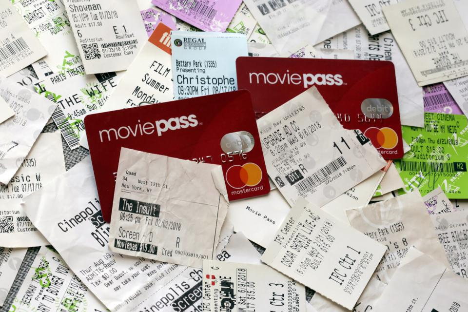 MoviePass Shuts Down For Good: The Meteoric Rise And Spectacular Fall Of A Movie Industry 'Disruptor'