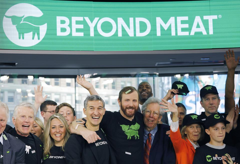 Beyond Meat launch rides plant based trend.