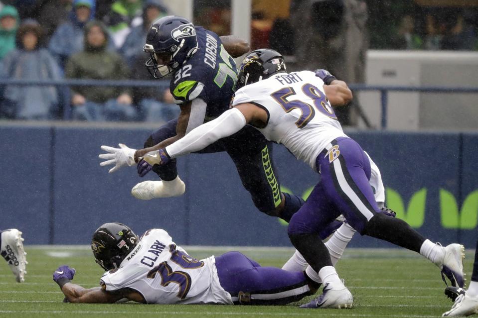 Ravens Seahawks Football