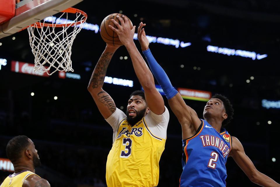 Thunder Lakers Basketball