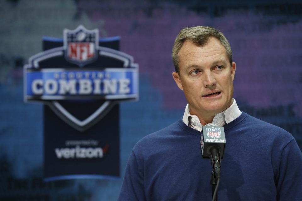 Takeaways From 49ers' NFL Scouting Combine Press Conference