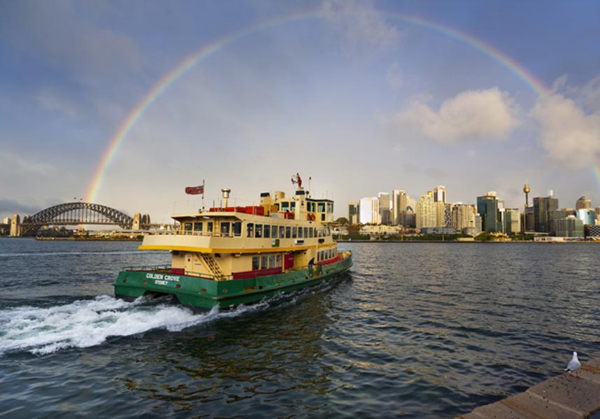 03 Australia World's Happiest Countries