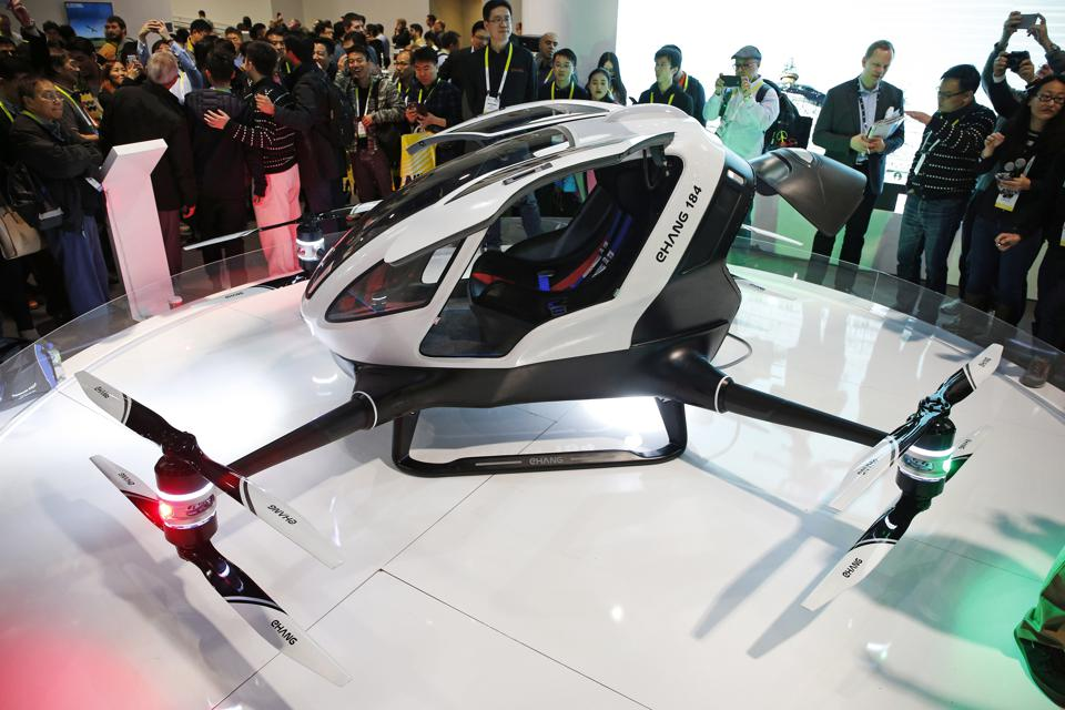 As Drones Take Flight, Hype And Reality Are Miles Apart
