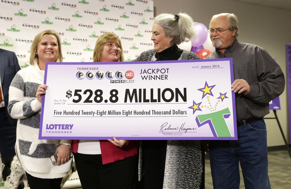 Winners Of $1.6 Billion Powerball Jackpot Sued By Prisoner