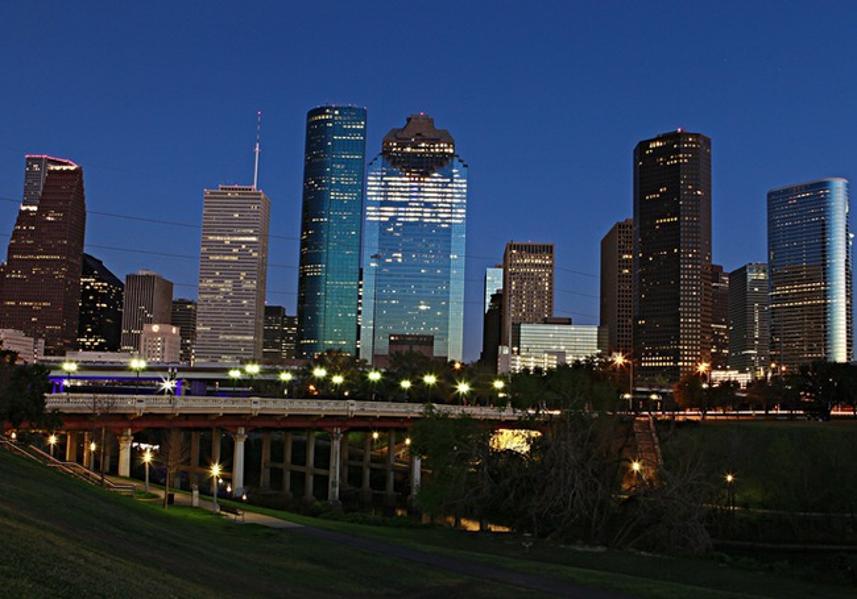 No. 2 Houston, Texas