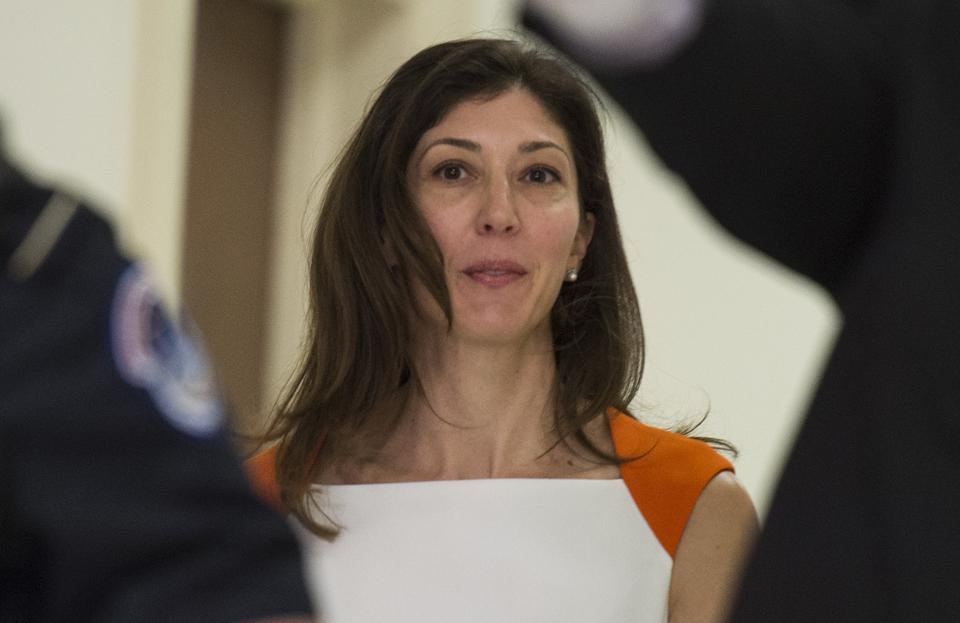 Lisa Page has spoken out about being harassed by President Trump. Many women face workplace harassment on a daily basis. Now it's on a global stage.