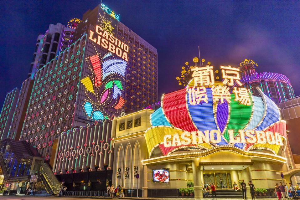 Macau Casino Features