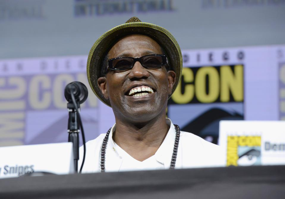Comic-Con International 2018 - RZA: Movies, Music And Martial Arts