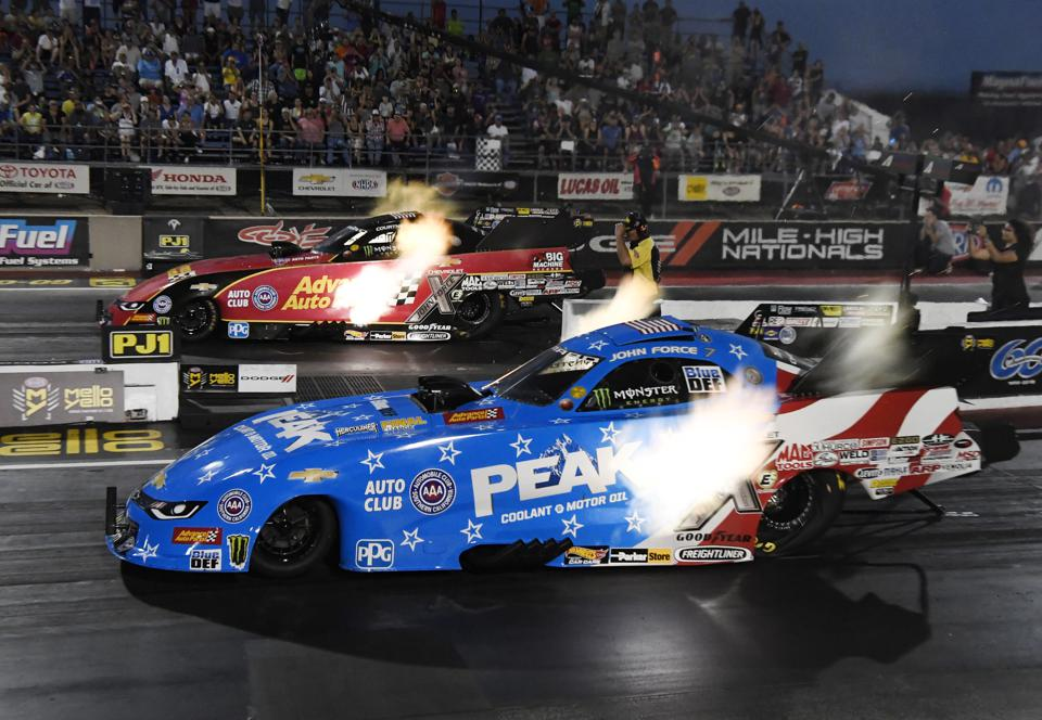 Drag Racing Legend John Force Is Still A Force To Be Reckoned With