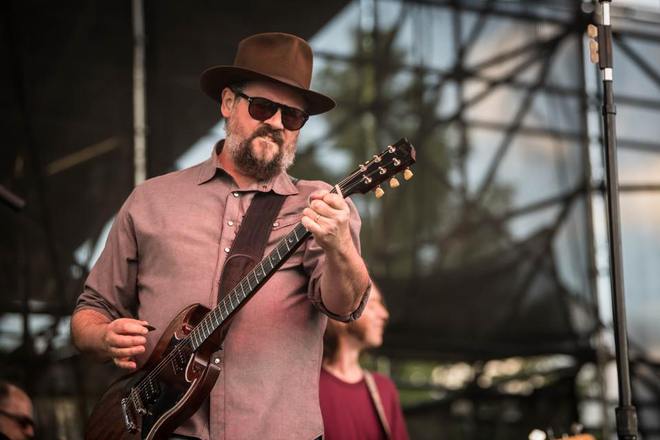 Drive By Truckers In Concert - Indianapolis, Indiana
