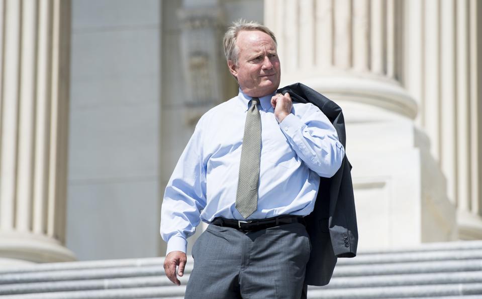 GOP Congressman Worries Impeachment Might Hurt Marijuana Reform