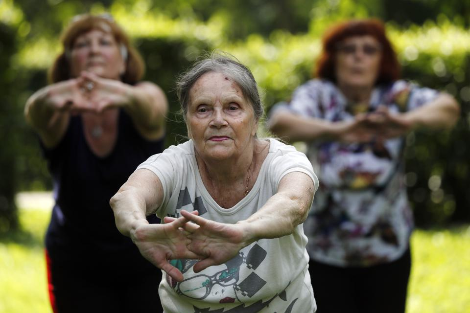For many seniors, exercise is the best medicine.