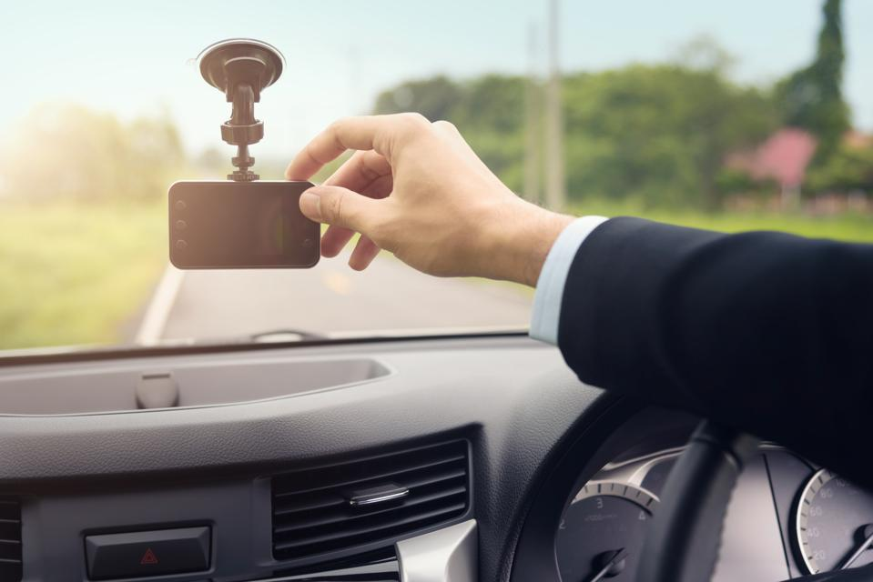 video recorder driving