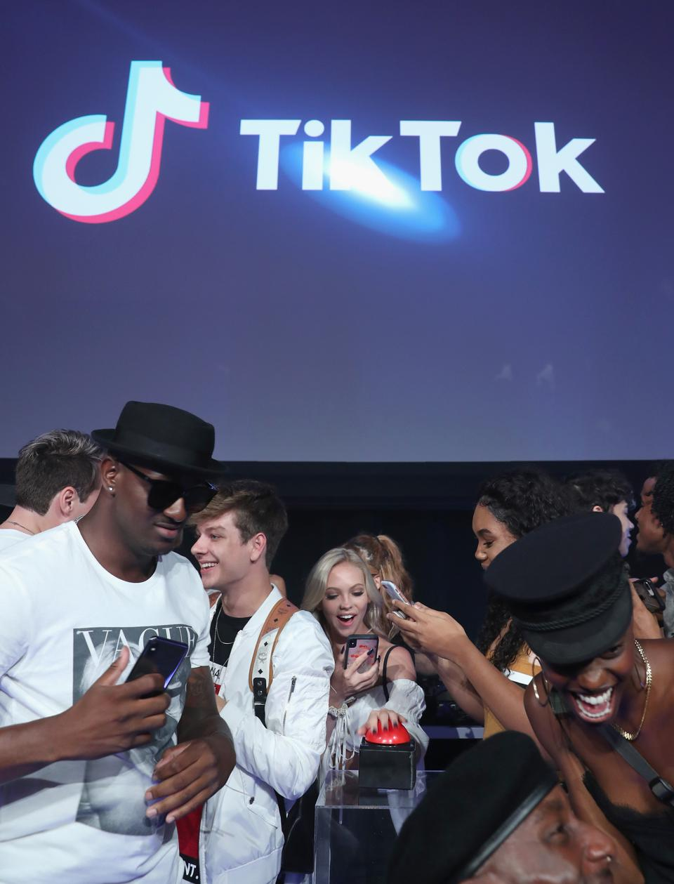 TikTok US Launch Celebration