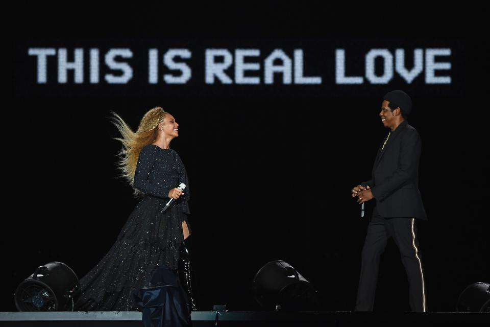 Beyonce And Jay-Z ″On The Run II″ Tour - New Jersey