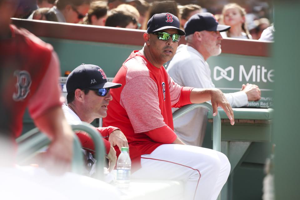 Red Sox Countdown Continues With Rich Vs. Poor Series