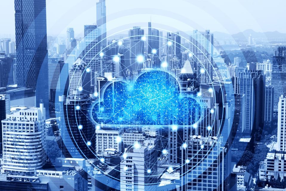 Cloud computing concept and big data