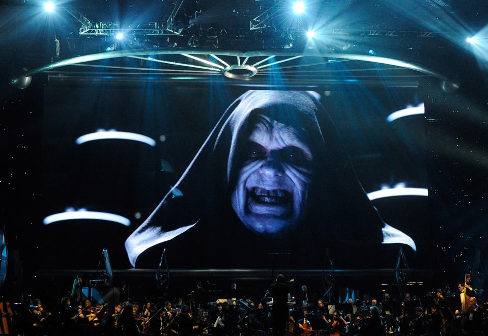 Emperor Palpatine, The Twisted Hero Of 'Star Wars'