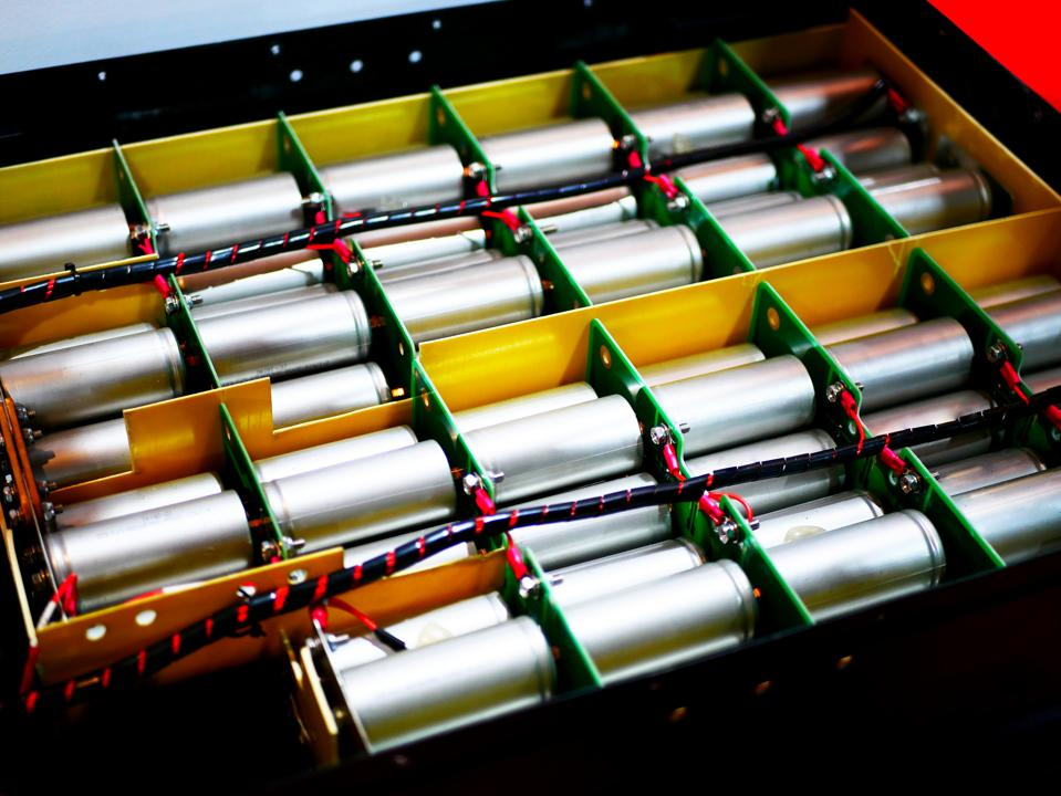 It Promised 20%, But Battery Startup Backed By BMW and Daimler Says 40% Density Gains May Be Possible