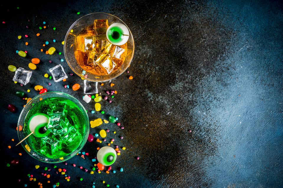 10 Scary Good Cocktails To Make This Halloween