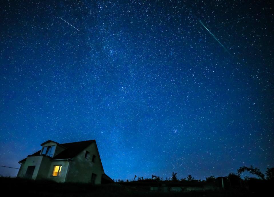 2018 Perseid meteor shower