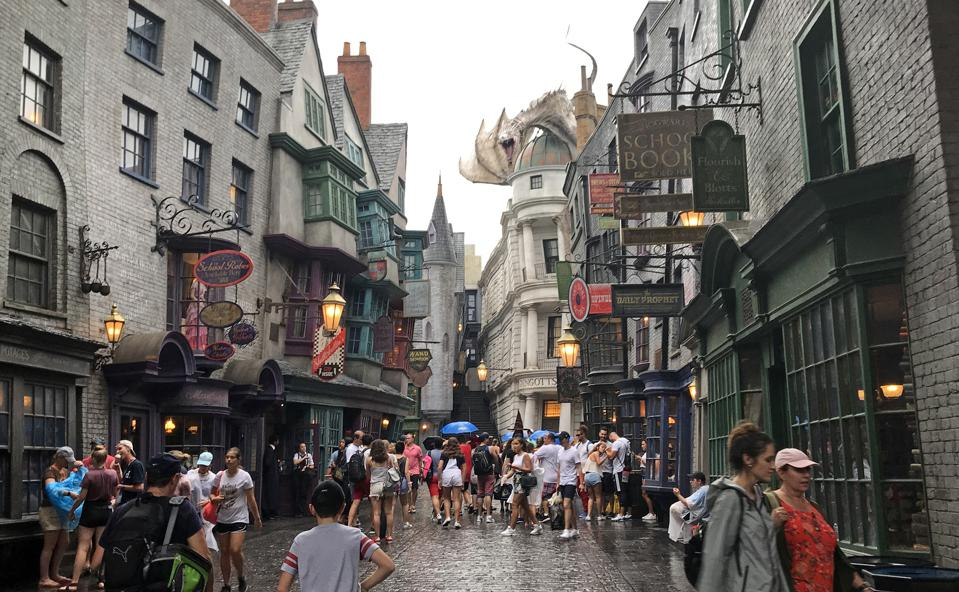 What's happening at Universal Orlando?