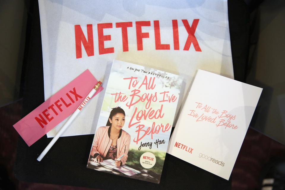 ″To All The Boys I've Loved Before″ New York Screening