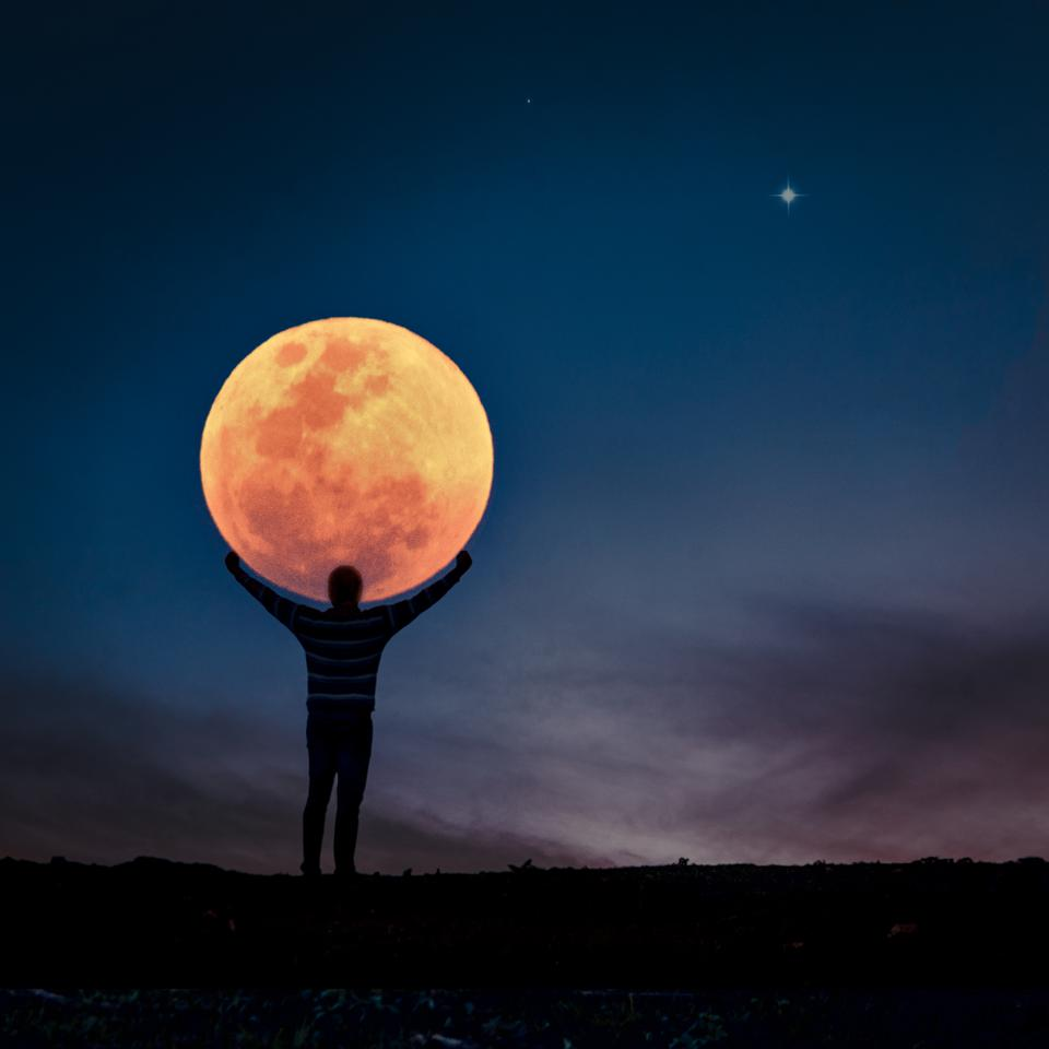Supermoon: Exactly When You Should Look At This Week's 'Super Worm Moon'