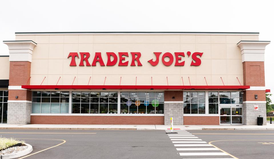 Trader Joe's store in North Brunswick Township, New Jersey...