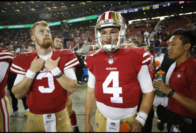 Potential 49ers Training Camp Position Battles On Offense