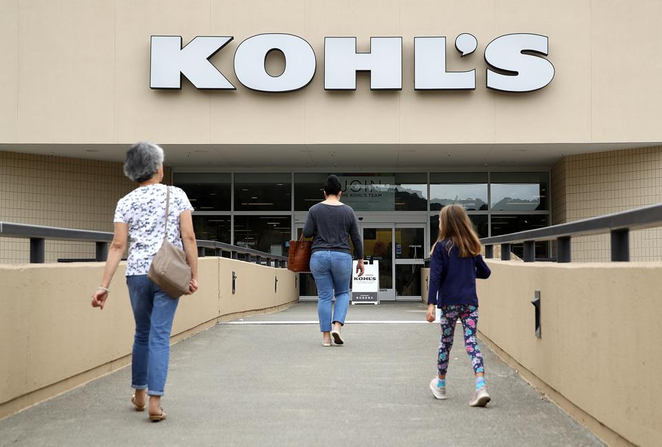 Kohl's holiday initiatives