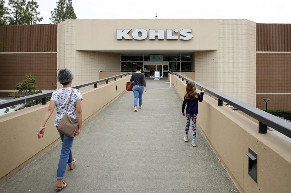 Kohl's, Macy's And JC Penney Are All Victims Of 'Monkey In The Middle' Retailing