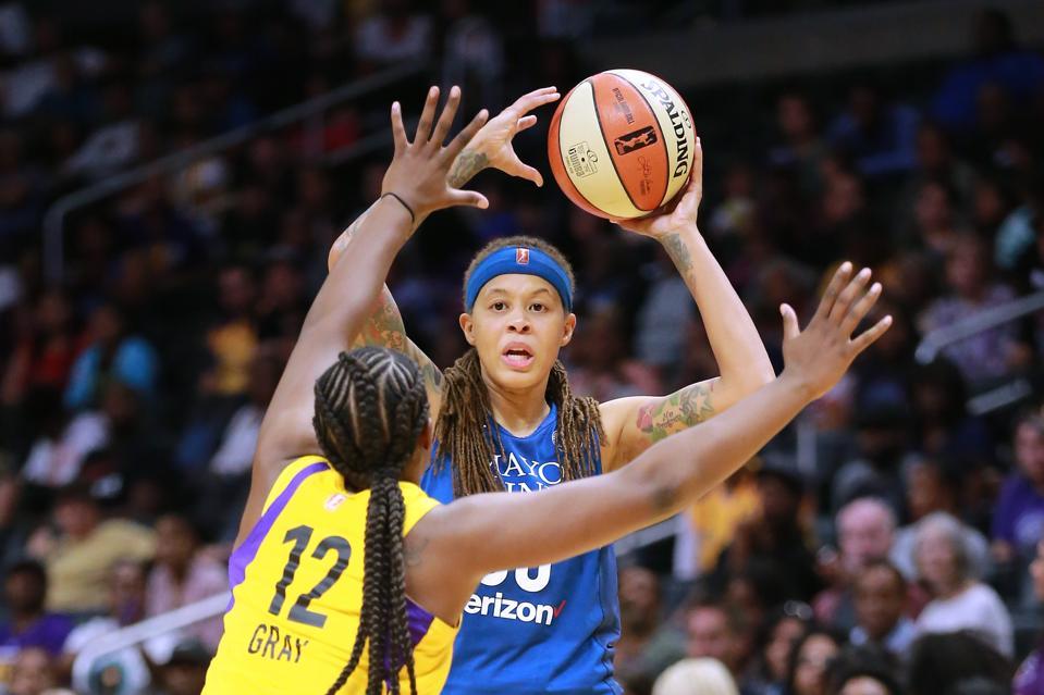 Minnesota Lynx v Los Angeles Sparks - Game One
