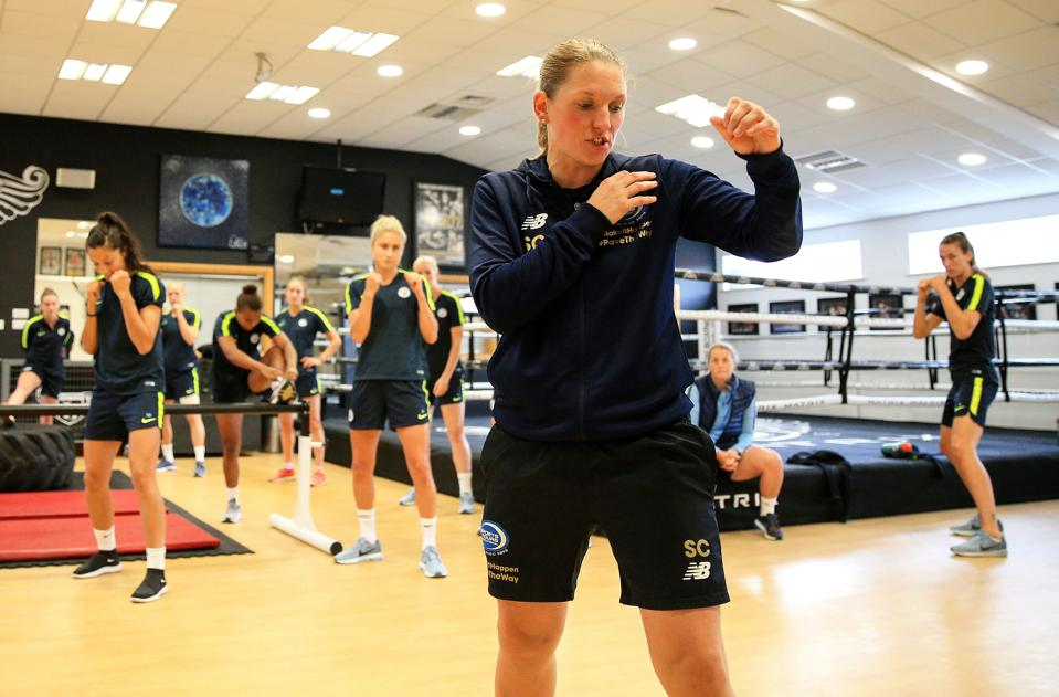 Boxing Champion Stacey Copeland Hails Innovative Initiative To Increase Female Influence In Sport