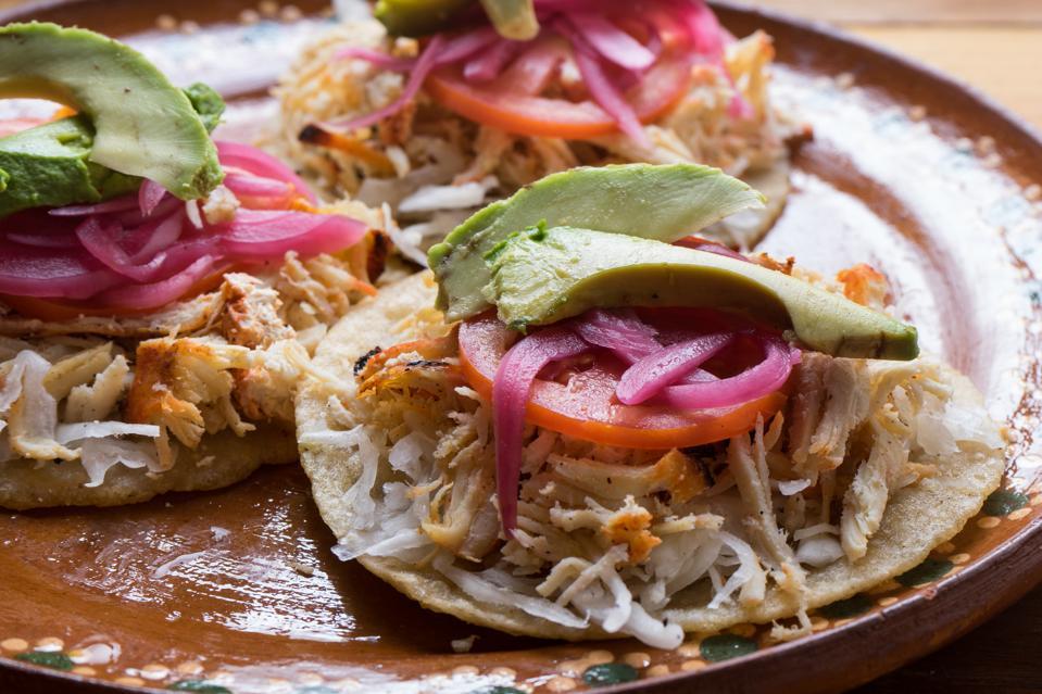 Mexican salbutes