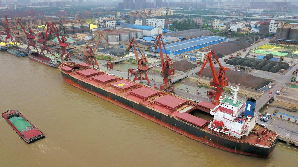 Imported Soybean Inventory Increases In China